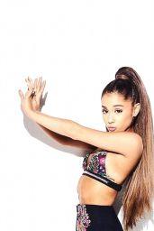Ariana Grande - Cosmospolitan 2017 Photos and Video