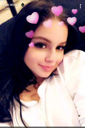 Ariel Winter Pics and Video – Social Media 10/16/2017