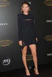 Arizona Muse – Vogue Party at PFW in Paris 10/01/2017