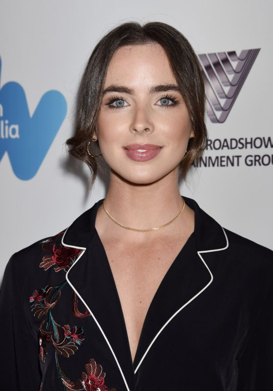 Ashleigh Brewer – Australians in Film Awards Benefit Dinner in Los Angeles