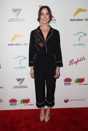 Ashleigh Brewer – Australians in Film Awards Benefit Dinner in Los Angeles