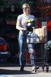 Ashley Greene Leaves Pavilions Supermarketin Beverly Hills 10/10/2017