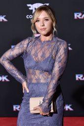 """Ashley Nichole – """"Thor: Ragnarok"""" Premiere in Los Angeles 10/10/2017"""