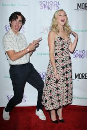 """Audrey Whitby – """"School Spirits"""" Premiere in Los Angeles 10/06/2017"""