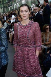Aurelie Dupont – Chanel Fashion Show, PFW in Paris 10/03/2017