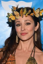 Autumn Reeser – UNICEF Masquerade Ball in LA 10/27/2017