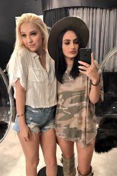 Ava Sambora - Social Media Pics 10/05/2017