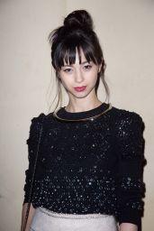 "Ayami Nakajo – Chanel ""Code Coco"" Watch Launch Party in Paris 10/03/2017"