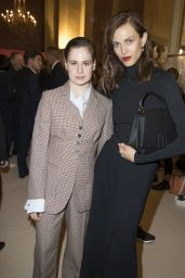 Aymeline Valade – Stella McCartney Fashion Show, PFW in Paris 10/02/2017