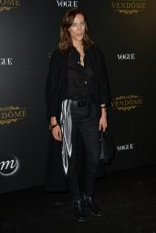 Aymeline Valade – Vogue Party at PFW in Paris 10/01/2017