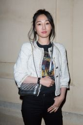 "Bai Baihe – Chanel ""Code Coco"" Watch Launch Party in Paris 10/03/2017"