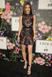 Barbara Palvin – Erdem x H&M Launch Event in Los Angeles 10/18/2017
