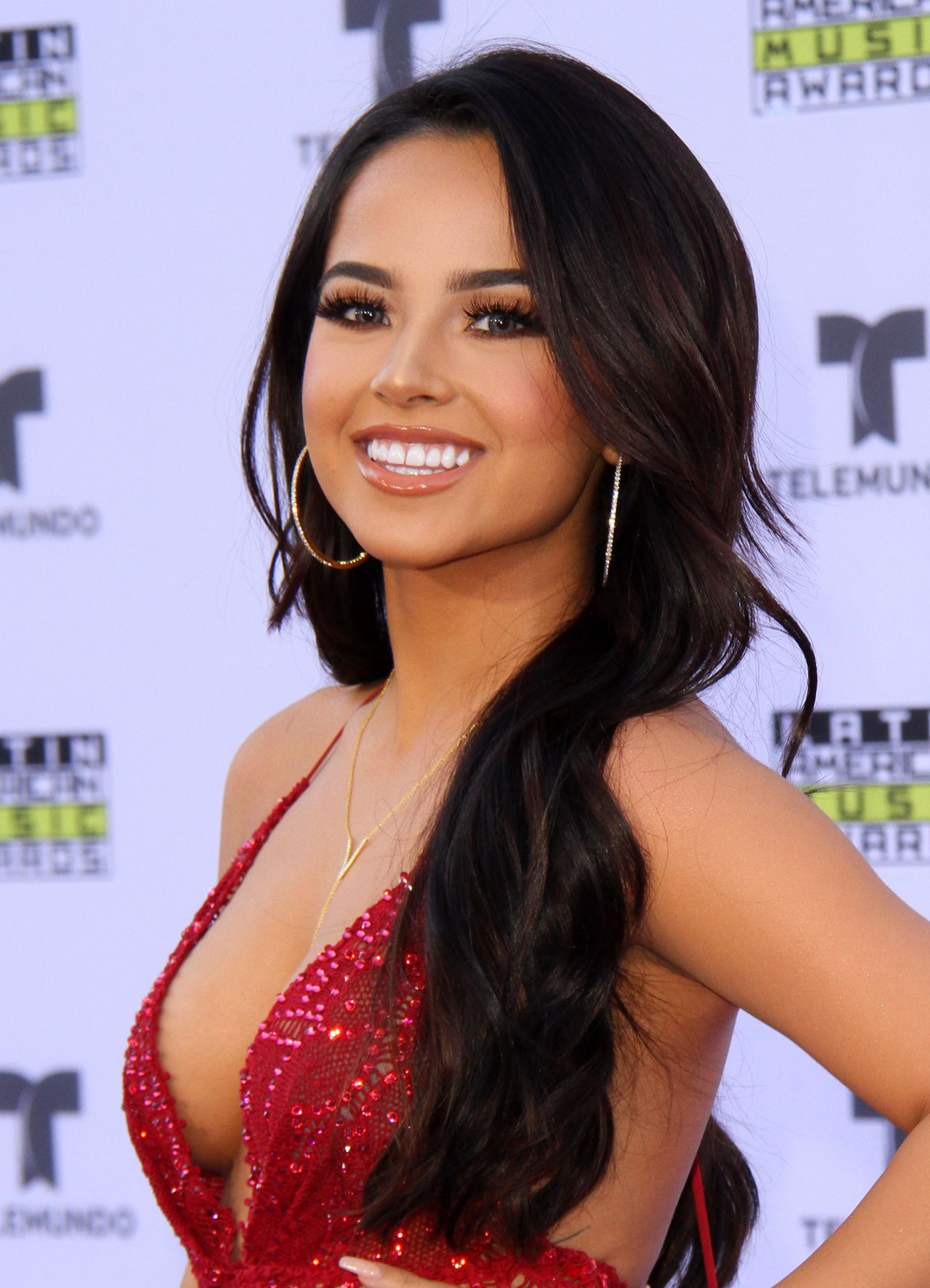 Becky G Latin American Music Awards  In Hollywood