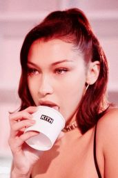 Bella Hadid – Social Media Images 10/12/2017