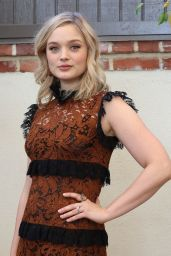 "Bella Heathcote - ""Professor Marston and the Wonder Women""  Press Conference in West Hollywood 10/12/2017"