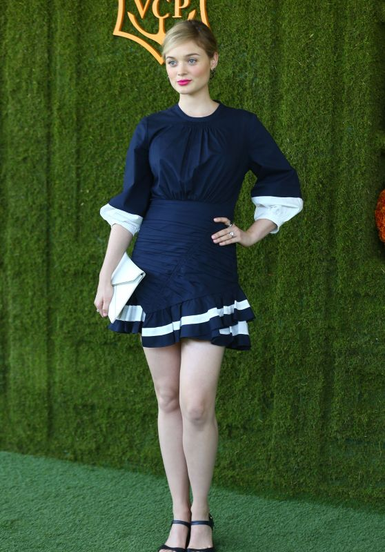Bella Heathcote – Veuve Cliquot Polo Classic 2017 in Los Angeles