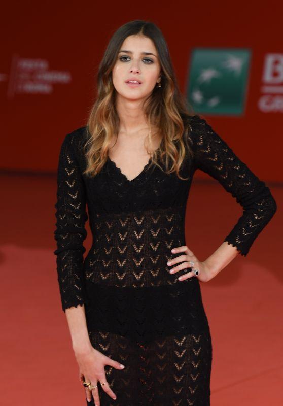 """Benedetta Porcaroli – """"Cinque"""" Premiere at 2017 Rome Film Festival"""