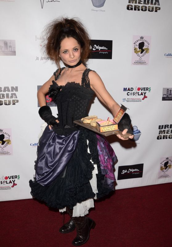 Berna Roberts – Halloween Hotness 4: Heating Up For The Cure in Hollywood 10/15/2017