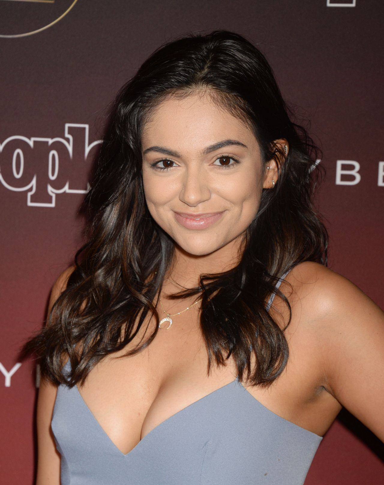 Bethany Mota People S Ones To Watch Party In La 10 04 2017