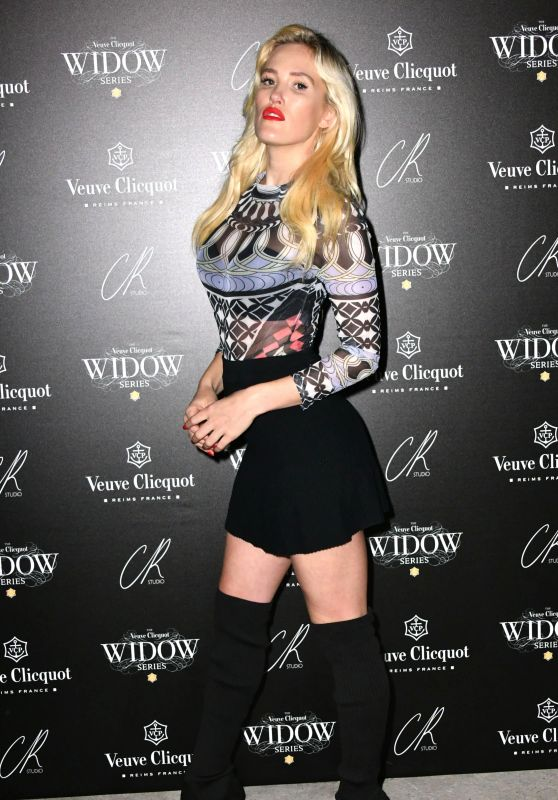 Betsy – The Veuve Clicquot Widow Series VIP Launch Party in London