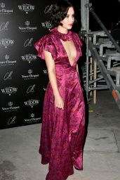 Billie JD Porter – The Veuve Clicquot Widow Series VIP Launch Party in London