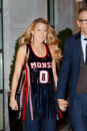 "Blake Lively and Ryan Reynolds - Exiting a Special Screening of ""All I See is You"" in New York"
