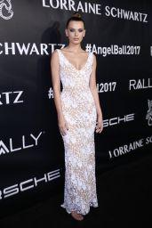 Bregje Heinen – Cancer Research Angel Ball in New York 10/23/2017