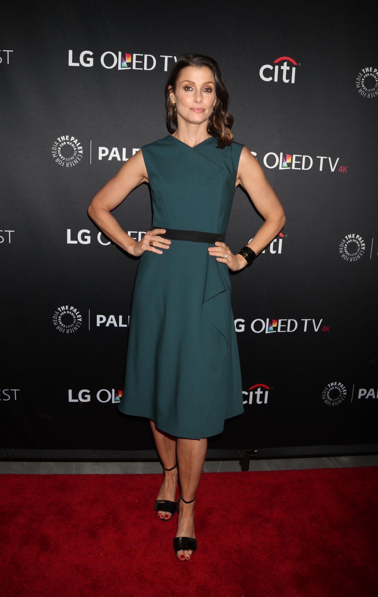 Bridget Moynahan in The Paley Center For Media Presents ...  |Bridget Moynahan Blue Bloods