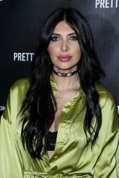 Brittny Gastineau – PrettyLittleThing By Kourtney Kardashian Launch in West Hollywood