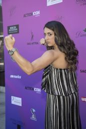 Caitlin Dechelle – 10th Annual Action Icon Awards in Universal City