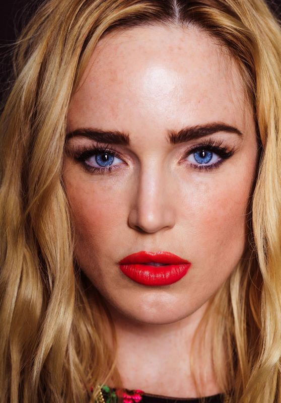 Caity Lotz - NKD Magazine Issue #76, October 2017
