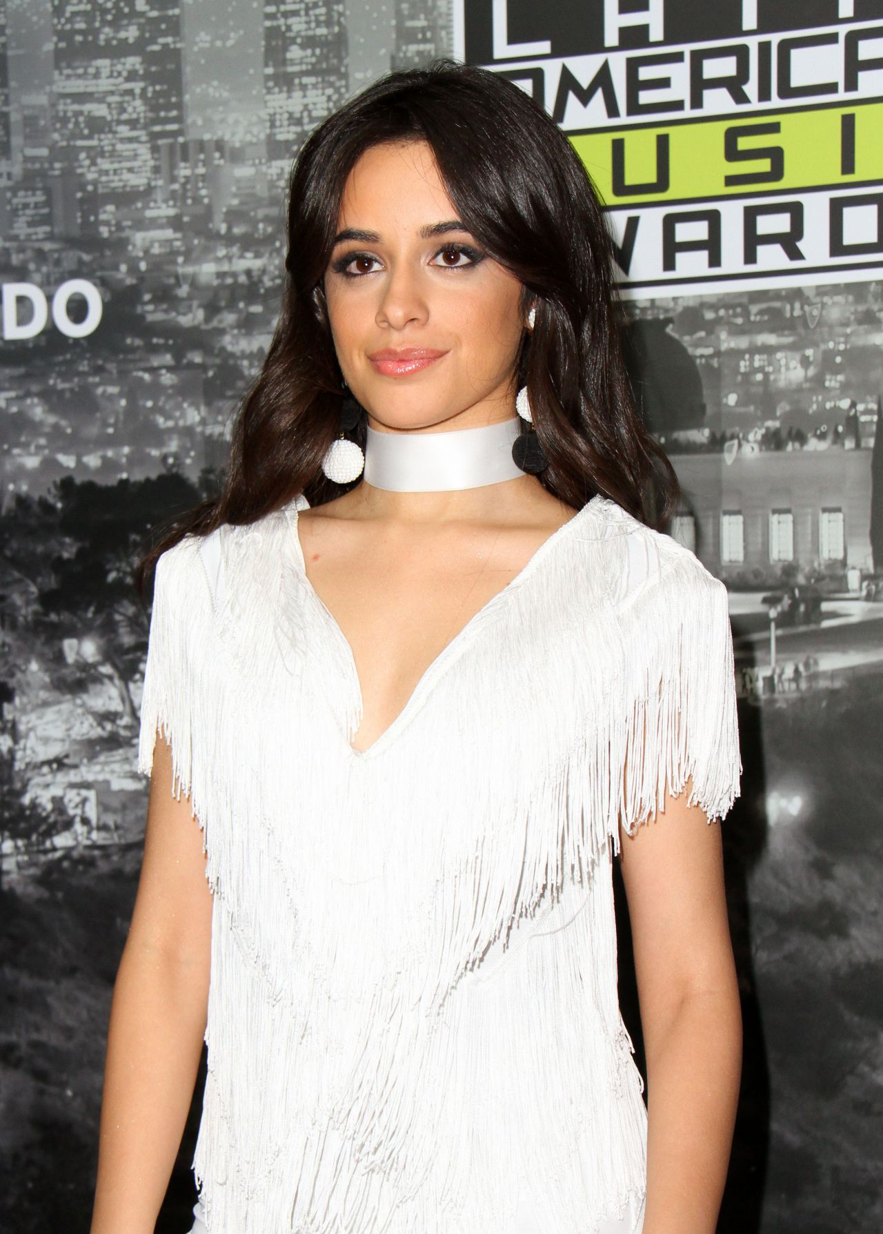 Camila Cabello - Latin American Music Awards 2017 in LA
