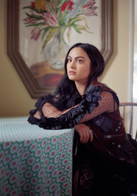 Camila Mendes - Photographed for Teen Vogue (2017)