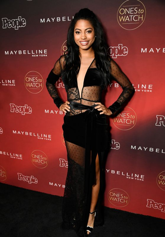Camille Hyde – PEOPLE's Ones to Watch Party in LA 10/04/2017