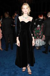 """Carey Mulligan - """"Resonances de Cartier"""" Jewelry Collection Launch in NY"""