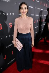"Carlotta Montanari – ""Jigsaw"" Red Carpet in Los Angeles"