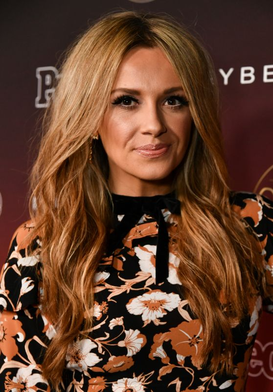 Carly Pearce – PEOPLE's Ones to Watch Party in LA 10/04/2017