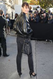 Caroline de Maigret – Chanel Fashion Show, PFW in Paris 10/03/2017