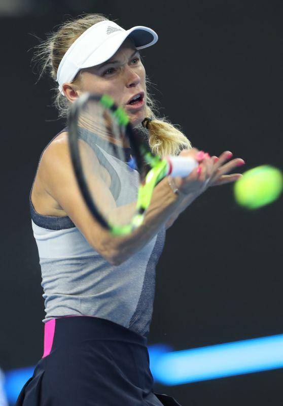 Caroline Wozniacki – China Open Tennis 2017 in Beijing 10/02/2017