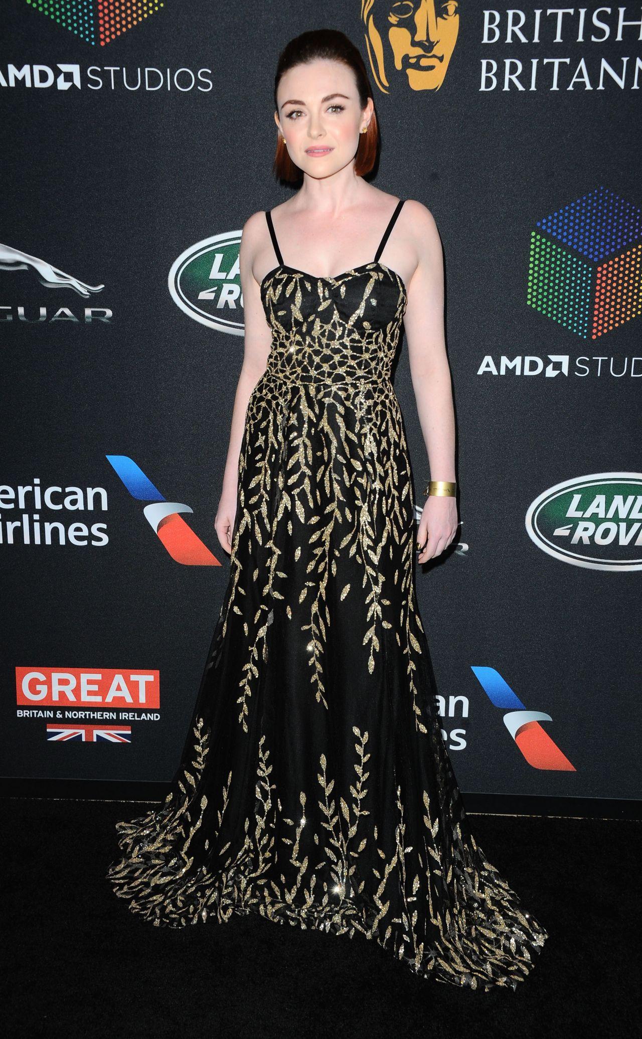 Cassandra Compton – BAFTA Los Angeles Britannia Awards 2017