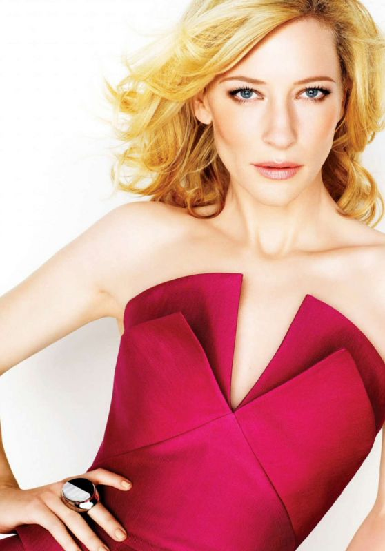 Cate Blanchett - The Singapore Women