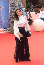 "Caterina Milicchio – ""Olaf's Frozen Adventure"" Red Carpet in Rome"
