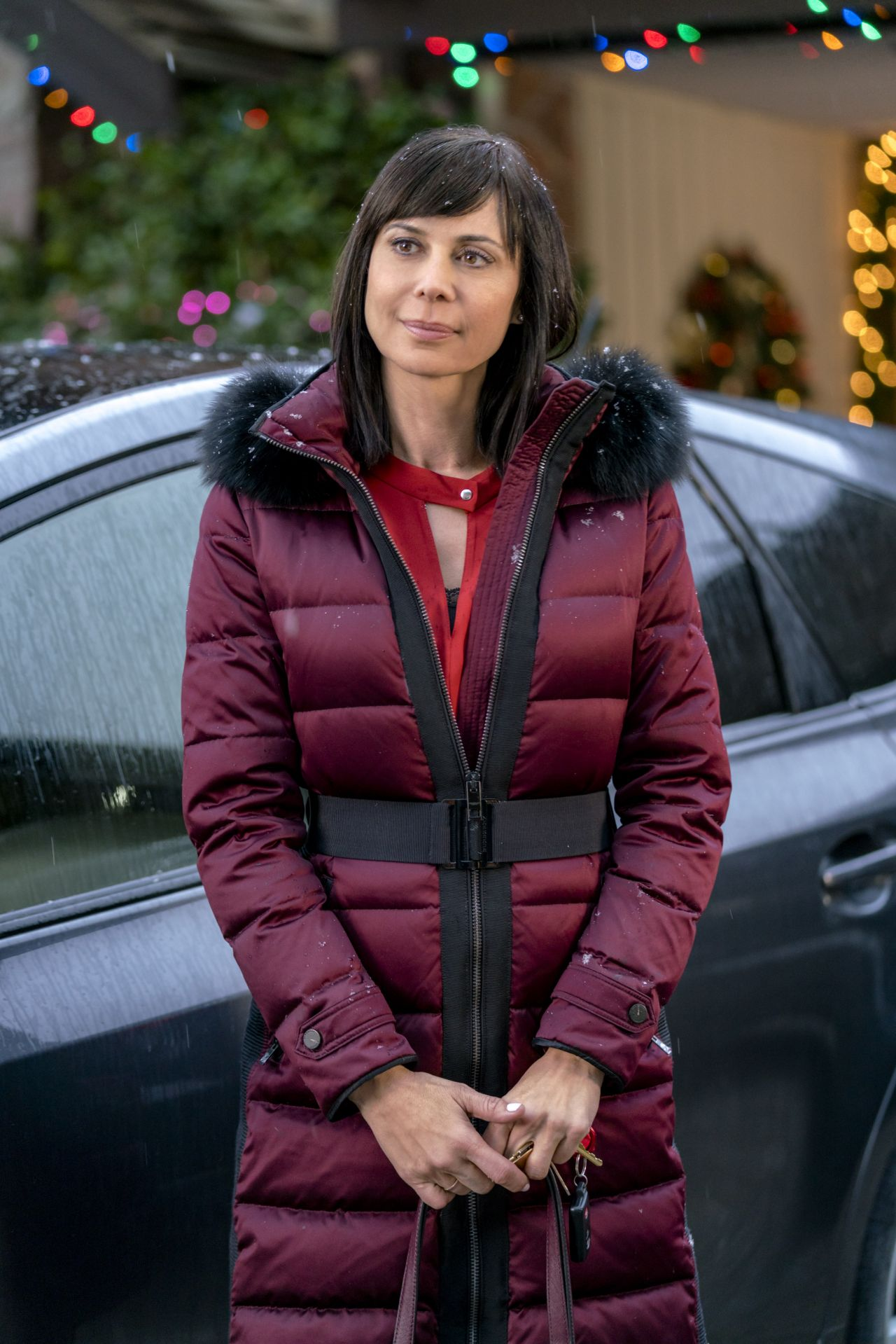 Catherine Bell Christmas In The Air Promos Stills 2017
