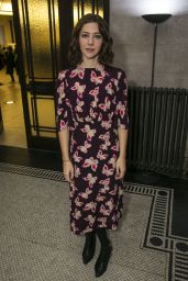 "Catherine Steadman - ""Witness for the Prosecution"" Party in London 10/23/2017"