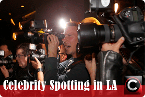 Celebrity Spotting in Los Angeles