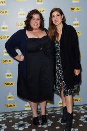 Charity Wakefield at UKTV's Comedy Channel Gold Party in London
