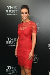 Charlie Webster – The Best FIFA Football Awards 2017 in London