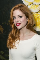 """Charlotte Hope - """"Albion"""" After Party in London 10/17/2017"""