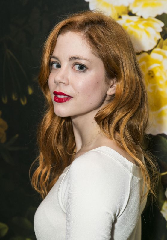 "Charlotte Hope - ""Albion"" After Party in London 10/17/2017"