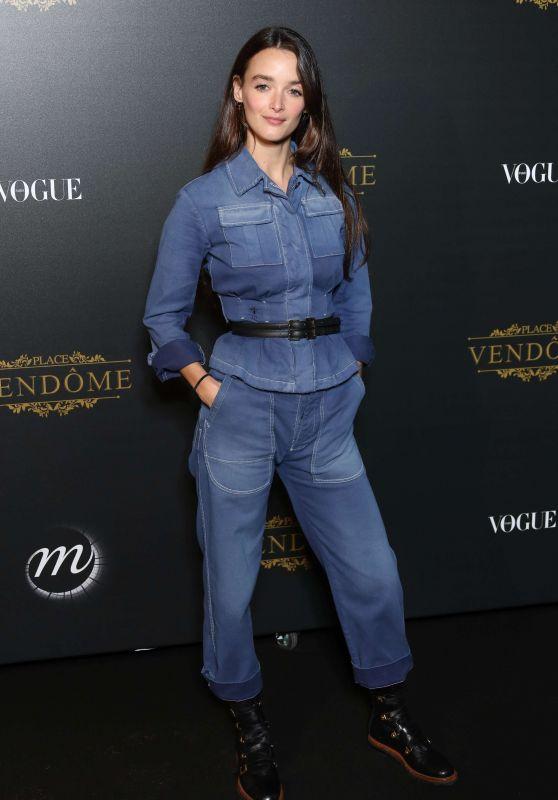 Charlotte Le Bon - Vogue x Irving Penn Party in Paris 10/01/2017
